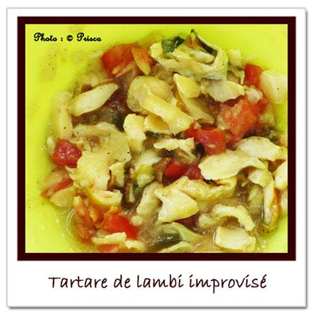 TARTARE-DE-LAMBI