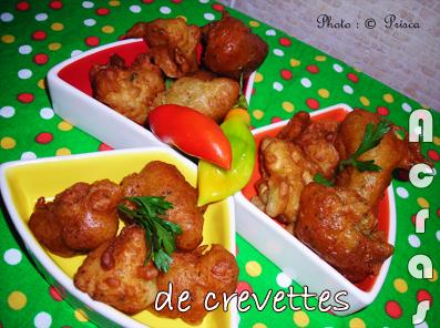 Acras-de-crevettes