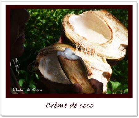 Crème-de-coco