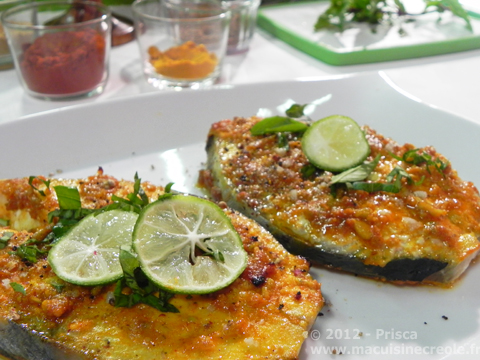 Cuisine antillaise marlin aux epices 1 - Cuisine creole antillaise ...